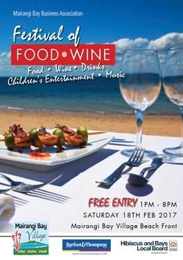 Mairangi Bay Food & Wine Festival