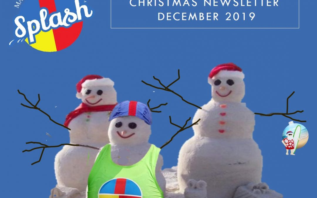 December Splash Newsletter 2019