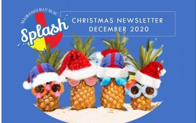 Christmas Splash Newsletter 2020