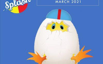 Easter Splash Newsletter 2021